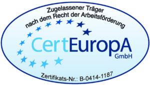 Logo Cert'Europa